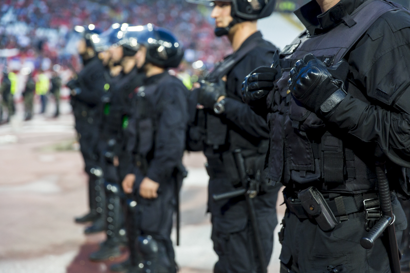 Are Other Police Officers Responsible for Stopping Police Brutality?